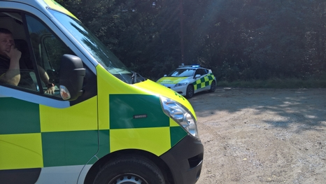 Ambulance Service in staffordshire